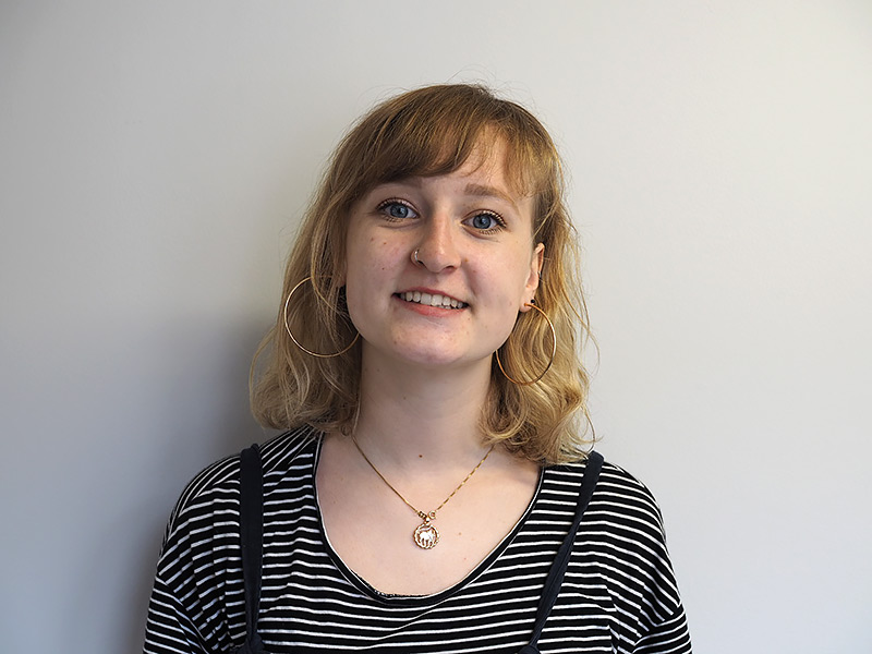 Amy Price, Admin Assistant