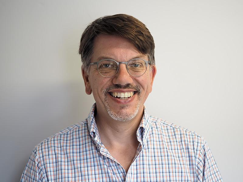 Pete Keevil, Entrepreneur-in-Residence