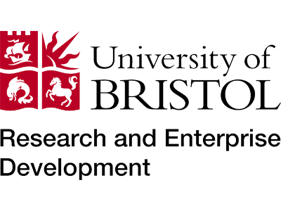 Research and Enterprise Development, University of Bristol logo