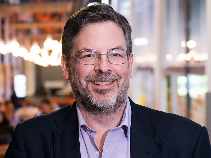 Rick Chapman, Entrepreneur-in-Residence