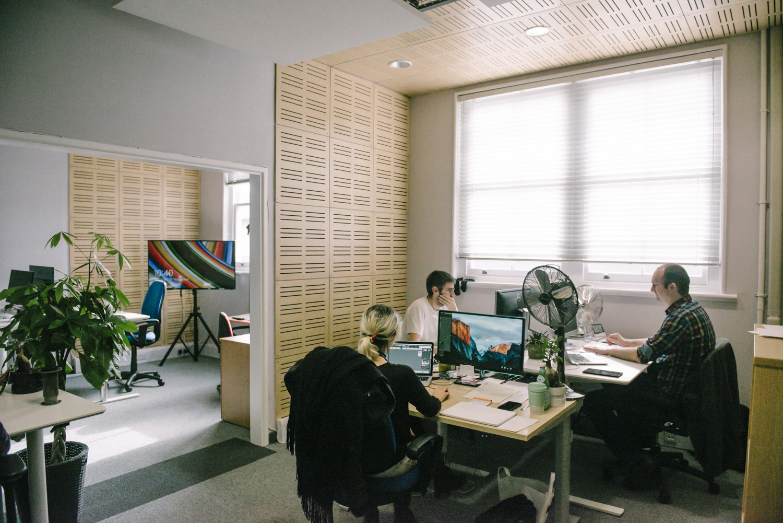 SETsquared Bristol office space