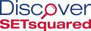 Discover SETsquared logo