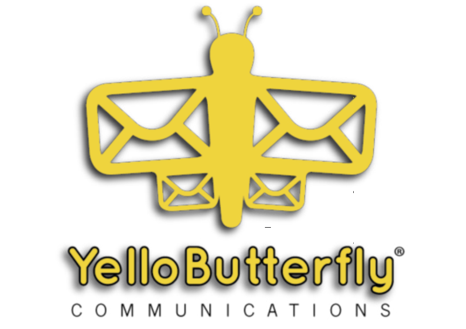 Yello Butterfly logo