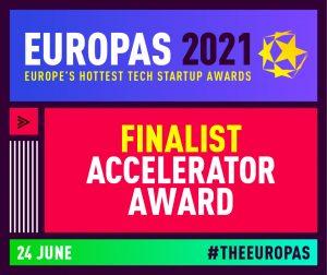 Europas Finalist Accelerator Award