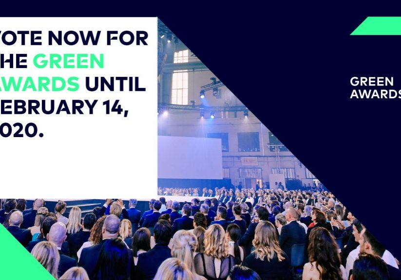 Vote in the Green Awards 2020
