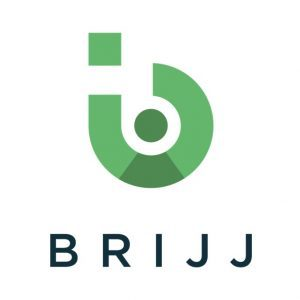 Brijj logo - green graphic