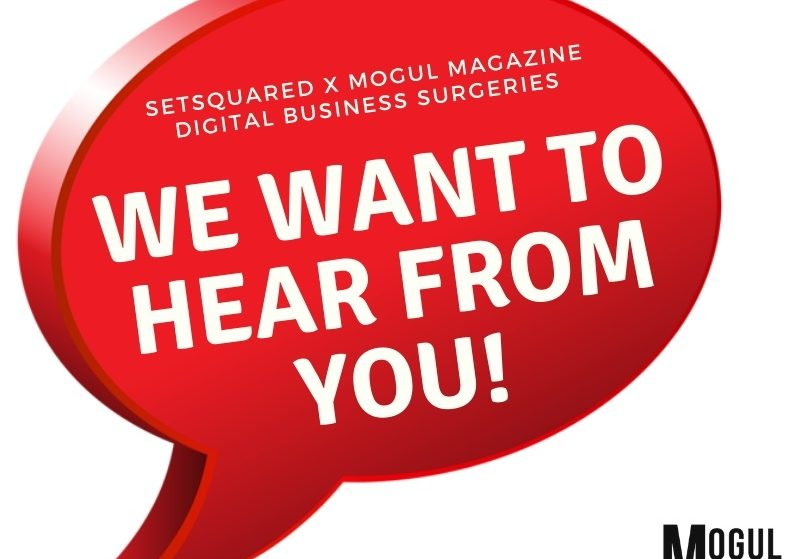 Mogul Magazine Icon - We want to hear from you!