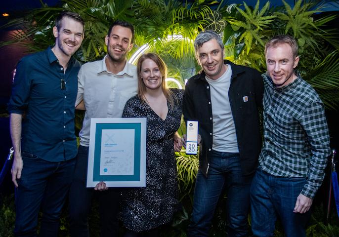 Xavier Analytics win emerging app of the year