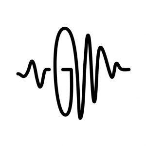Groundwaves squiggle logo