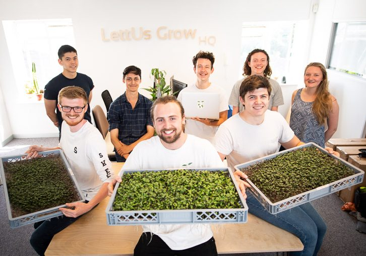 LettUs Grow team