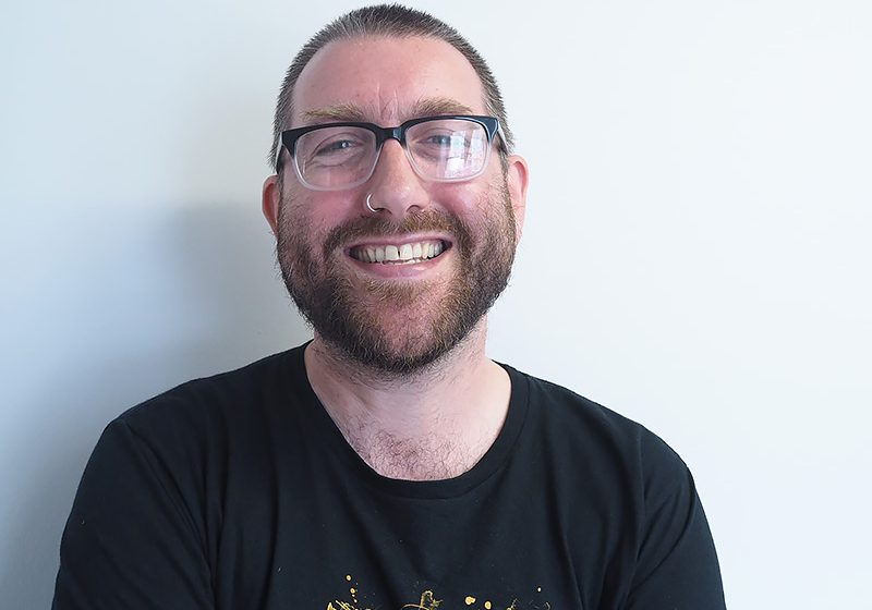 Paul Forster, Community Manager