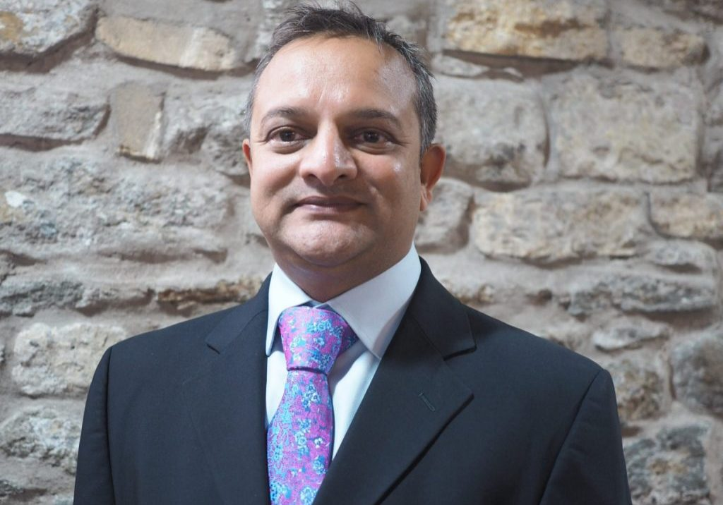 Raman Mistry, CEO and Co-founder of Cotham Technologies