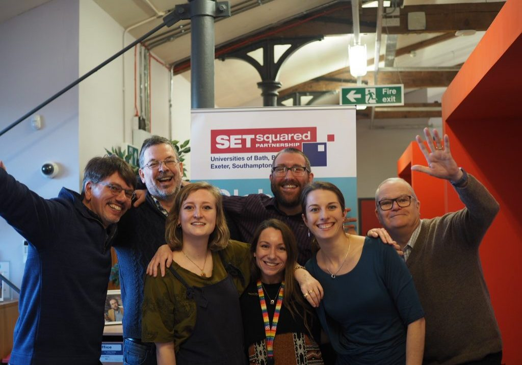 SETsquared Bristol team celebrates successes