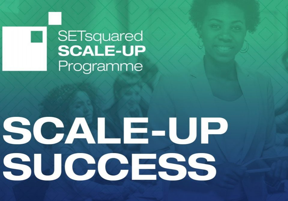 SETsquared Scale-Up Programme
