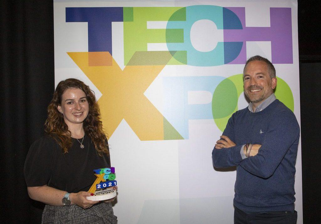 Ferryx win Tech-Xpo 2021 Best Elevator Pitch