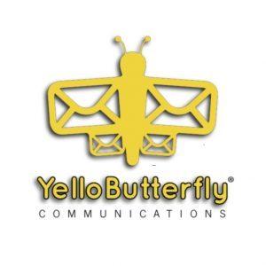 YelloButterfly logo